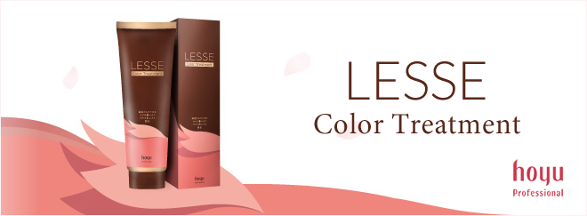 LESSE Color Treatment レセ カラートリートメント